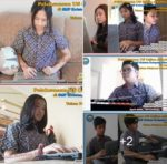 Pelaksanaan US di SMP Kristen Ketapang Cibubur. April, 2020