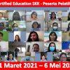 Pelatihan Google Certified Education Level 1 – SKK Batch 2 (31 Maret-6 Mei 2021)